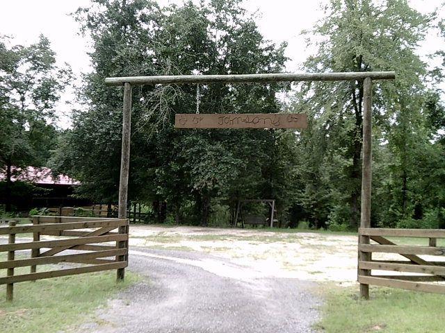 Gaines County Park Building
