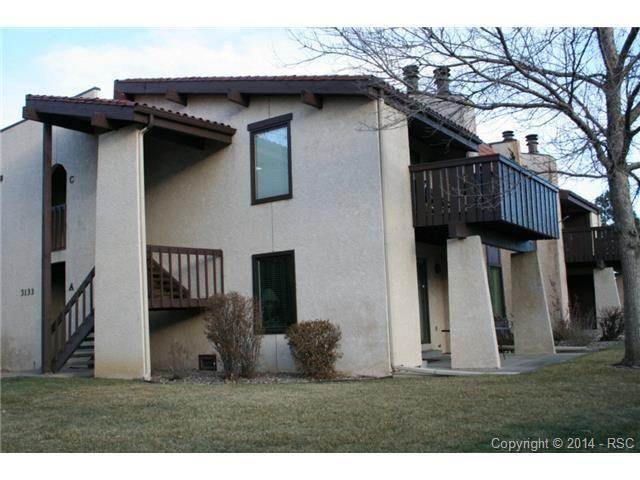 Villa Pourtales Colorado Springs