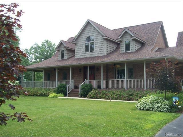 2000 carleton rockwood rd ash township mi 48117 home for sale and real estate listing