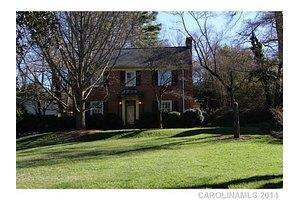 1923 Overhill Rd, Charlotte, NC 28211