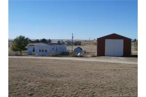 12240 E Range View Dr, Calhan, CO 80808