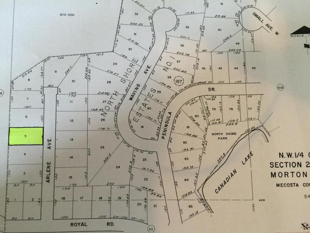 Stanwood Michigan Map.8319 Arlene Ave Stanwood Mi 49346 Realtor Com
