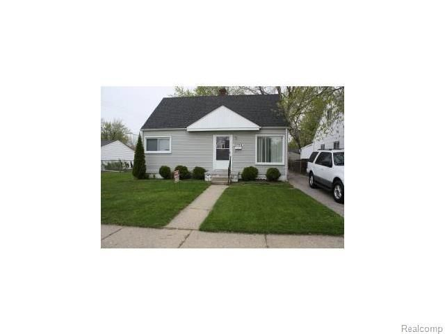 home for rent 12739 sherman ave warren mi 48089