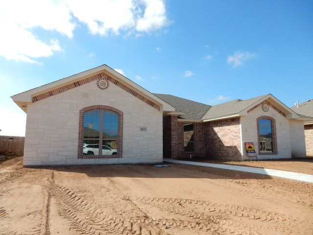 4133 autumnwood trl san angelo tx 76904 new home for for Home builders san angelo tx
