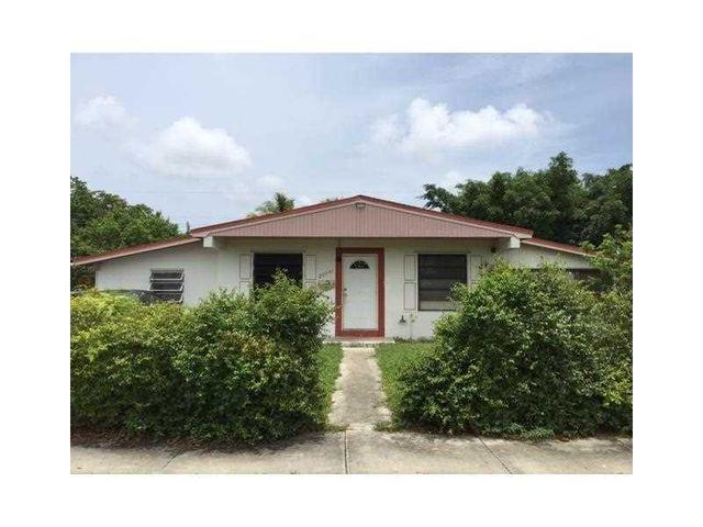 20061 Nw 14th Pl Miami Gardens Fl 33169 Foreclosure