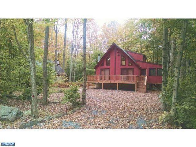 627 Maxatawny Dr Pocono Lake Pa 18347 Home For Sale