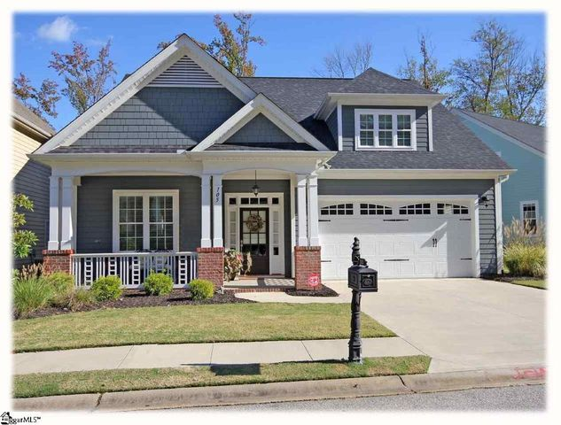 Craftsman style homes for sale greenville sc for Mission style homes for sale