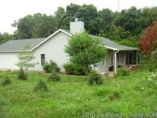 1312 Wagon Creek Rd, Creal Springs, IL 62922