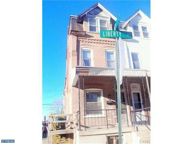 1359 W Liberty St Allentown Pa 18102 Recently Sold