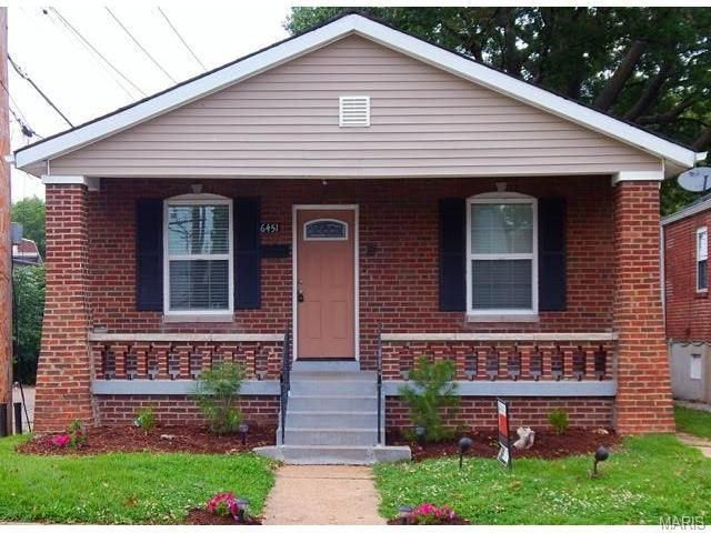 6451 Pernod Ave Saint Louis Mo 63139 Home For Sale And