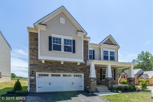 8803 red spruce way jessup md 20794 new home for sale