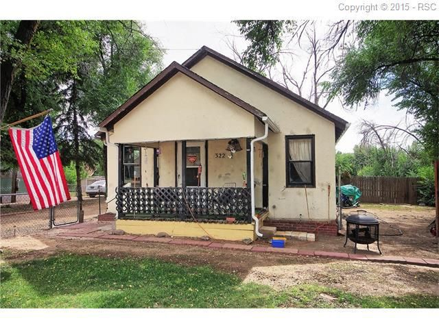 322 w illinois ave fountain co 80817 home for sale and real estate listing