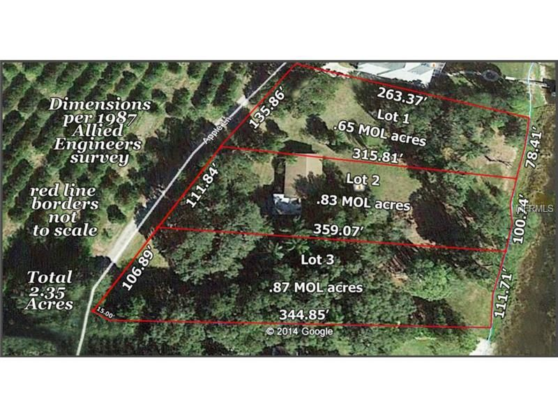 Winterhaven Florida Map.2990 Lakeview Dr Winter Haven Fl 33884 Realtor Com