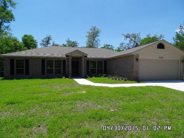 7107 nelson st navarre fl 32566 home for sale and real