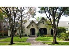 4341 Livingston Ave, Highland Park, TX 75205