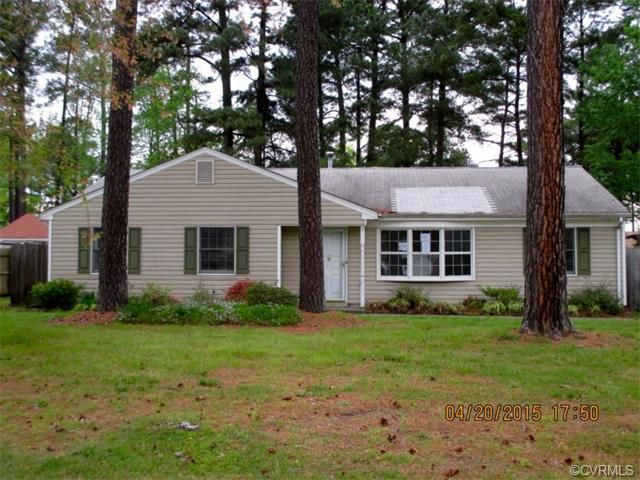 Colonial Heights City County Va Property Search