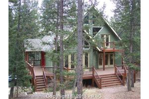 1300 Spruce Ridge Ln, Woodland Park, CO 80863
