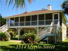 3514 Myrtle St, Edisto Beach, SC 29438