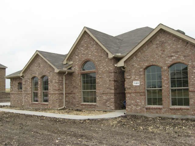 New Construction Homes Waxahachie Tx