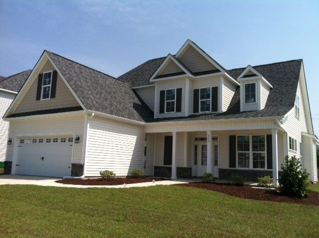 242 W Craftsman Way Hampstead Nc 28443 New Home For