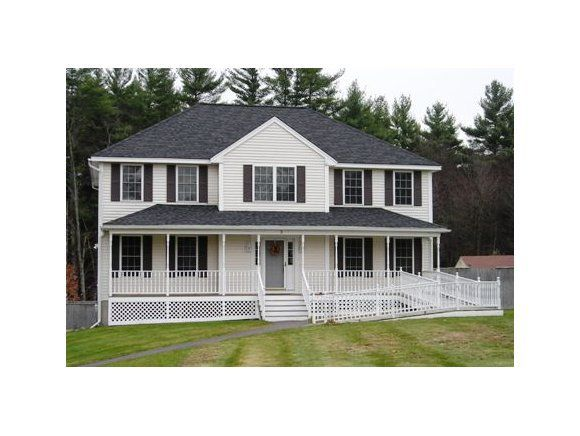 an unaddressed home for rent in londonderry nh 03053