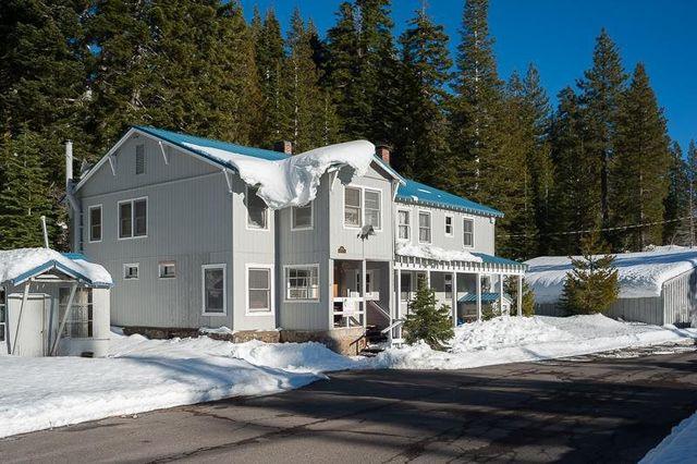 Clair Tappaan Lodge - Norden, California