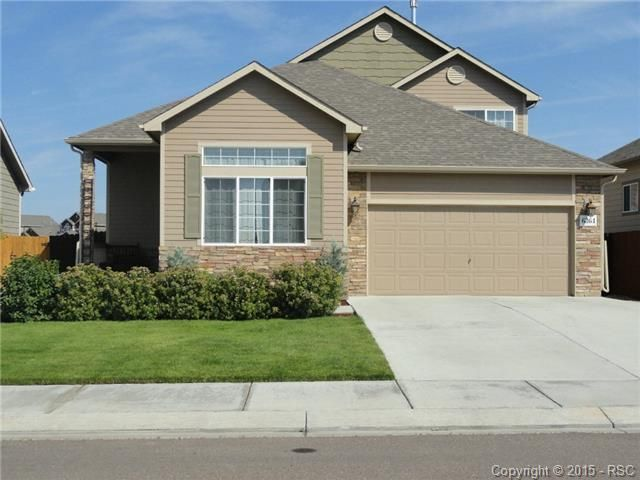 home for rent 6364 roundup butte st colorado springs