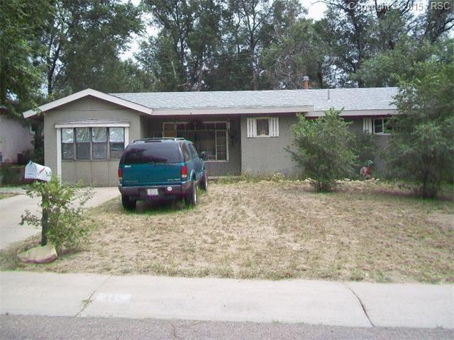 home for rent 225 jasper dr colorado springs co 80911
