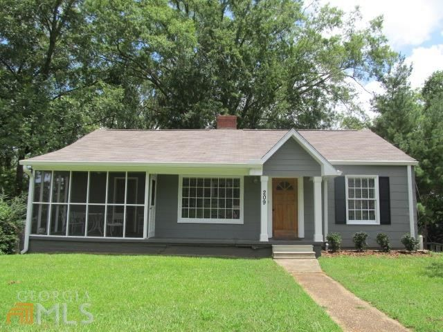 209 park ave lagrange ga 30240 home for sale and real - Kitchen and bath by design lagrange ga ...