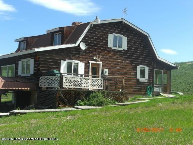 Property For Sale In Bondurant Wyoming