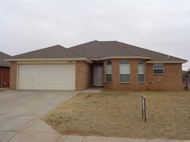 Home for Rent 3027 103rd St Lubbock TX 79423 realtor