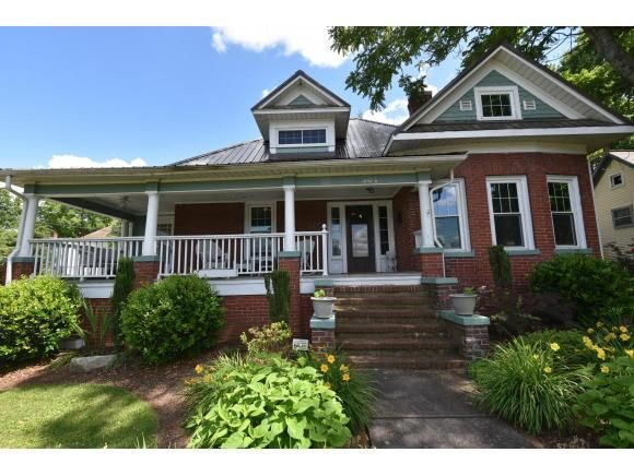Pine Street Home For Sale In Johnson City Tn