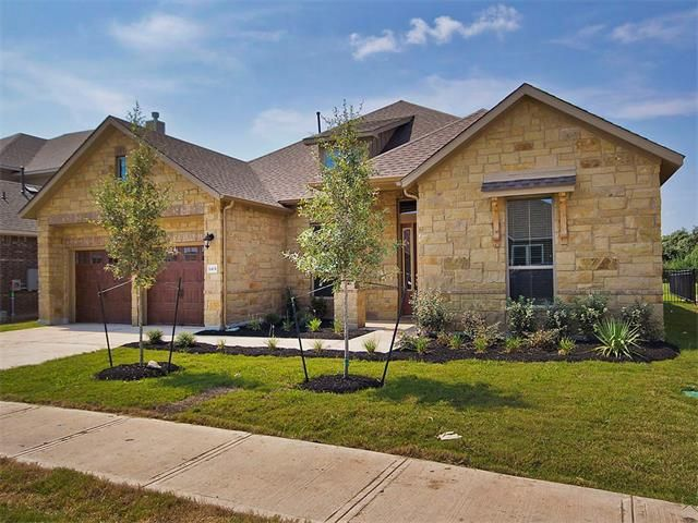 1461 kirby kyle tx 78640 new home for sale