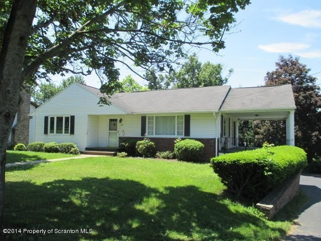 Ranch Homes For Sale In Clarks Summit Pa