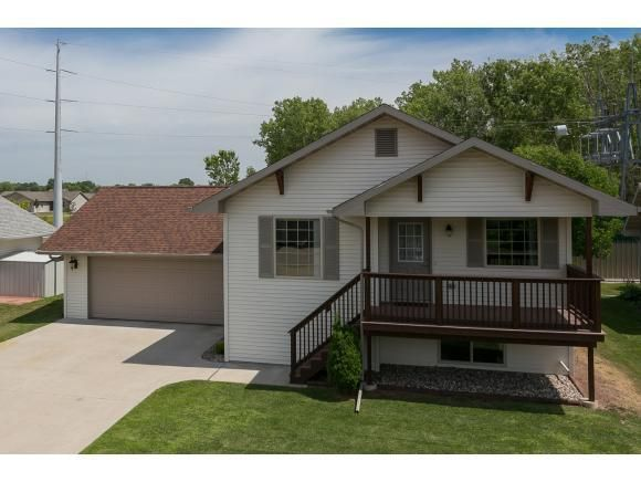 Bed House For Sale In Menasha