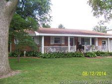 207 E South St, Mansfield, IL 61854