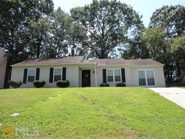 Home For Rent 4613 Garden Hills Dr Stone Mountain Ga 30083