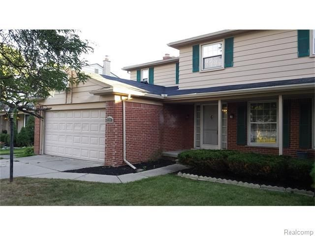 Southfield Homes For Rent In Birmingham School District
