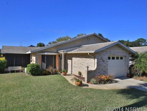 310 paradise ln edgewater fl 32132 home for sale and