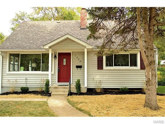 1224 Drayton Ave Saint Louis MO Home For Sale