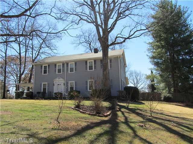 Historic Property For Sale Rockingham County Nc
