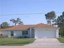 114 Sw Thornhill Dr, Port Saint Lucie, FL 34984