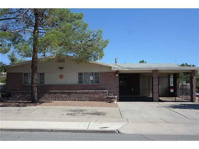 423 san saba rd el paso tx 79912 home for sale and for Homes for sale 79912