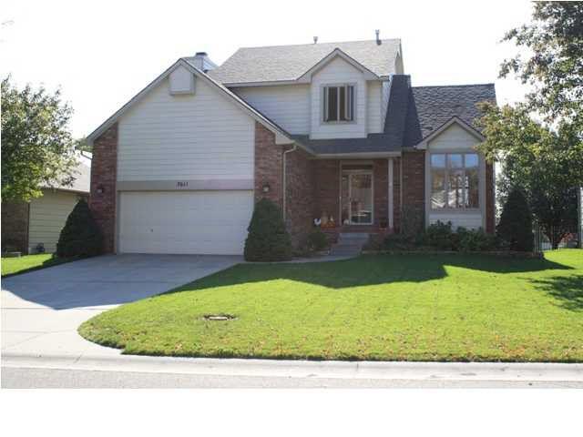 7611 W Shady Lane St, Wichita, KS 67205