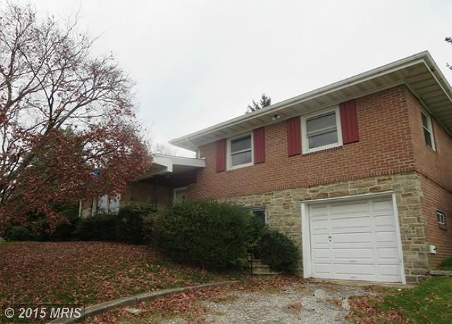 1214 n rolling rd  catonsville  md 21228 home for sale