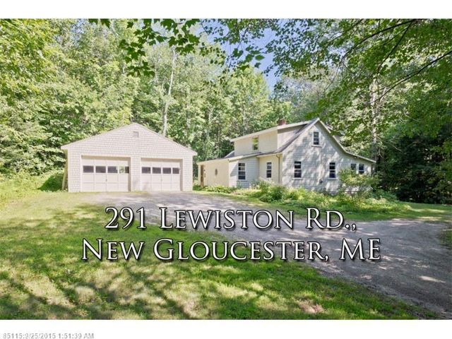 Homes For Sale In New Gloucester Maine