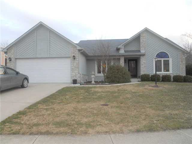 12576 Corday Ct, Fishers, IN 46038