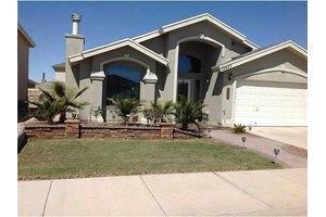 12625 Paseo Rosannie Ave, El Paso, TX 79928