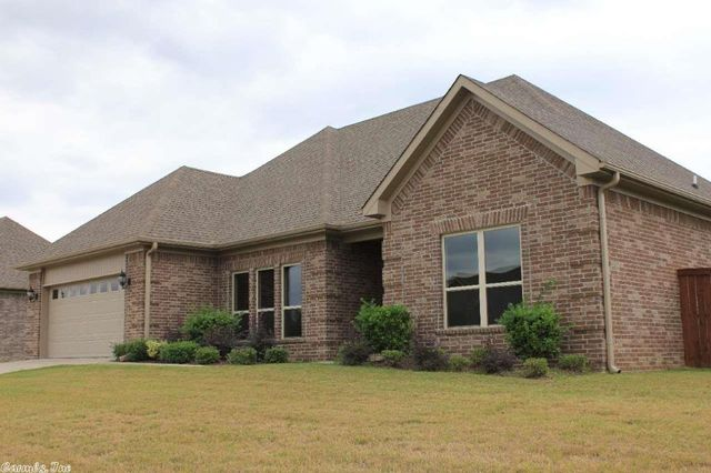 153 crystal lake rd austin ar 72007 home for sale and real estate listing