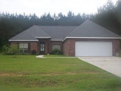 1073 Deer Ridge Rd, McComb, MS 39648